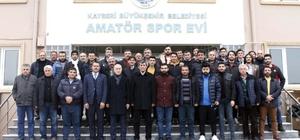 Kayseri 2.Amatör Küme'de geri sayım Lig, 8-9 Şubat'ta başlıyor