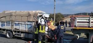 Muğla'da kaza: 1 ölü Muğla-Aydın karayolu Bozüyük Mahallesi mevkiinde meydana gelen kazada kamyon sürücüsü yaşamını yitirdi.