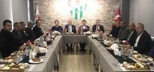 Eski futbolculardan Bursaspor'a büyük destek