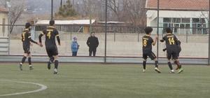 Kayseri 1. Amatör Küme B Grubu Makfitspor-Akkışla Gençlikspor: 3-2