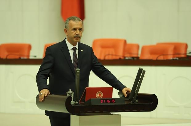 AK Parti Niğde Milletvekili Ergun Milli Savunma Komisyonu üyesi oldu