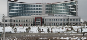 Beyşehir'in Devlet Hastanesinde bir yılda 475 bin 967 kişi tedavi gördü