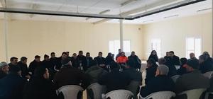 Aslanapa'da halk toplantısı