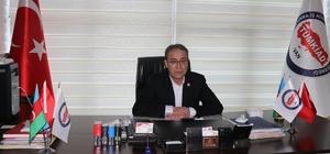 TÜMKİAD'dan Çaldıran Belediye Başkanı Ensari'ye teşekkür
