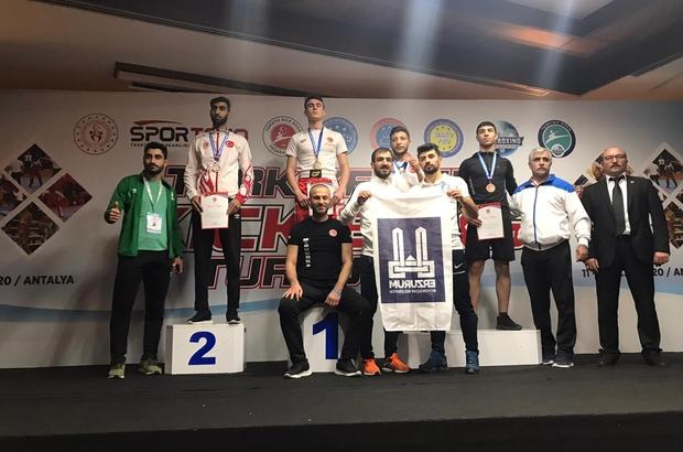 Ömer Değirmenci, Kick Boks Türkiye Şampiyonası'nda Tekirdağ'ın gururu oldu