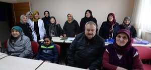 62 yaşında okuma yazma öğrendi Osmangazi'de okuma yazma seferberliği