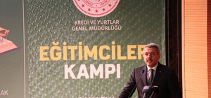 """Sakarya'da 'Eğitimciler Kampı' başladı Gençlik ve Spor Bakan Yardımcısı Baydaş: """"Bugün Türkiye genelinde 15 ilde 15 ayrı merkezde kamplarımızın startını veriyoruz"""""""