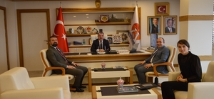 """Başkan Özdemir: """"Samsun isminden söz ettiren bir sağlık şehri"""""""