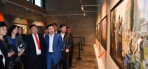 Fetih Müzesi'ne Moğol akını Moğollar Fetih Müzesi'ne hayran kaldı