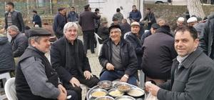 Başkan Cengiz Kuşdere köyünde