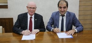 Odunpazarı Belediyesi ile Eskişehir Tarım Kredi Kooperatifi arasında işbirliği protokolü imzalandı