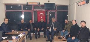 AK Parti Pazaryeri İlçe Teşkilatı haftalık olağan toplantısını gerçekleştirdi