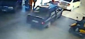 JASAT timi arızalı fren lambasından yola çıkarak soyguncuları yakaladı JASAT timi 300 aracı tek tek inceleyip 3 soyguncuyu yakaladı