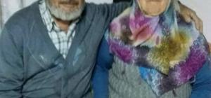 Yaşlı çift sobadan sızan gazdan hayatını kaybetti