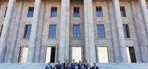 KUTSO Heyeti Ankara'da