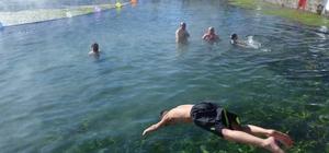 2020 Bünyan Kış Yüzme Şenliği 26 Ocak'ta yapılacak