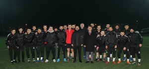 Sinop Amatör Ligi Türkeli Belediye Esnafspor 3 oyuncuyu transfer etti