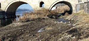 Her yıl taşkın yaşanıyordu, bu yıl kuraklık yaşanıyor Edirne'de nehirlerin debisi 3 kat düştü