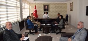Bağımlılık ile Mücadele Koordinasyon Toplantısı düzenlendi