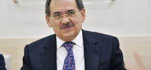 """Başkan Demir: """"Üretim ve istihdamı arttıkça Samsun kazanacak"""""""