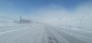 Sivas'ta kar sürgünü etkili oluyor