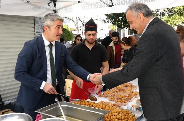 Marmaris Belediyesi Karadinç'i andı