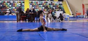 3. Ulusal cimnastik şenliği yapıldı