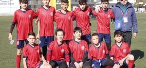 Kayseri U-14 Futbol Ligi Play-Off Grubu Gültepespor-İncesu Erdemspor: 4-4