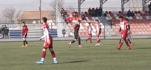 Kayseri Birinci Küme U-19 Ligi Talas Anayurtspor-Özvatan Gençlik: 3-0