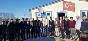 AK Parti İl Gençlik Kolları Danışma Meclis Toplantısı Aslanapa'da yapıldı