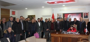 """Sosyal medya bu kez birleştirdi Sivas'ta sosyal medya üzerinden  """"Gurbetten Zara'ya Sıla-i Rahim Yolculuğu"""" adı ile yaptıkları çağrıya 50 kişi katıldı."""
