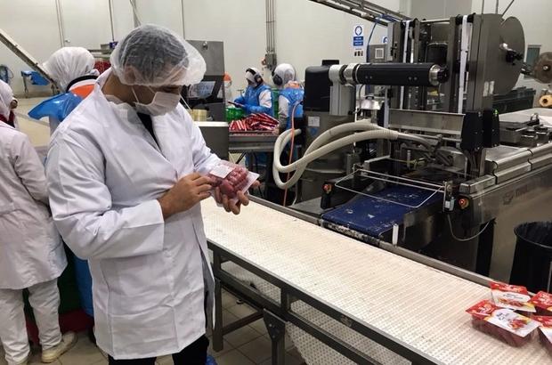 Sakarya'da 2019 yılında gıda üreten işletmelere 18 bin 307 denetim gerçekleştirildi Denetimlerde 1 milyon 463 bin 628 TL para cezası kesilirken, 16 işletme ise faaliyetten men edildi