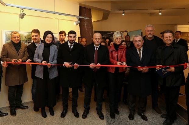 Ocak ayı kültür sanat etkinlikleri fotoğraf sergisi ile sona erdi