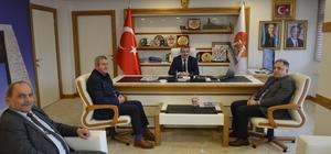 """Başkan Özdemir: """"Projelerimizde İlbank'ın destekleri bizim için çok önemli"""""""