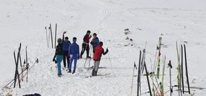 Niğde'de Kardan Adam Şenliği için hazırlıkları devam ediyor