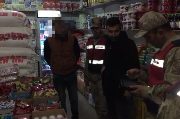Cezaevinden 3 yıl önce firar eden zanlı, markette alışveriş yaparken yakalandı