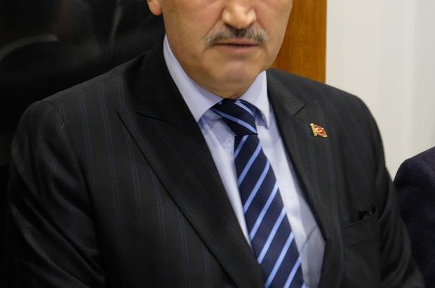 """Bakan Turhan'dan Eskişehirlileri rahatlatacak açıklama """"Eskişehir ilimizin güney çevreyolunun projeleri tamamlandı"""""""