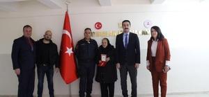 Yozgat'ın tek bayan gazisine beraatı verildi