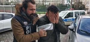 Samsun'da uyuşturucudan 3 kişi adliyeye sevk edildi