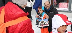 """Aziziye Belediyesi kış sporu için spor kulübü hazırlığında Başkan Orhan: """"Çocuklarımızın mutlulukları geleceğimizi emin kılıyor"""""""