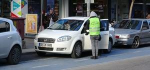 Isparta'daki ücretli cadde otoparkı sayısı 9'a yükseltildi
