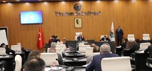 İlkadım Belediye Meclis Toplantısı Gazi Hizmet Binası'nın akaryakıt istasyonu olması teklifi