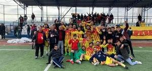 1.Amatör Küme Büyükler Futbol Ligi'nde haftanın görünümü