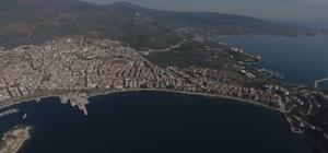 Erdek'e 100 milyon TL'lik yatırım