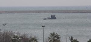 TCG Batıray Denizaltısı Samsun'da