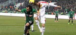 Süper Lig: Denizlispor: 0 - Göztepe: 1 (İlk yarı)