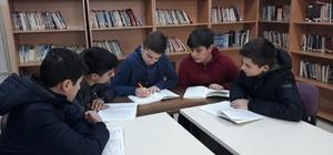 Çavdarhisar'da 'Öğreterek öğreniyorum' projesi