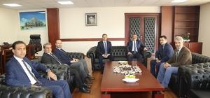 """Kocaispir: """"Adana'da kurum ve kuruluşlar arasında işbirliği çok iyi durumda"""""""