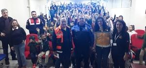112 Farkındalık Eğitimleri Antalya'da başladı