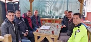 Emniyetin yerli uygulaması UYUMA aktifleştirildi Antalya'nın tüm ilçelerinde Ocak Ayı Huzur Toplantıları yapıldı